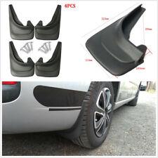 "4PCS Front+Rear Car Truck Mud Flaps Splash Guards Fender Accessories 12.6""x8.4"""