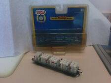 Bachmann Trains Thomas and Friends Flatbed with Paint Drums 77027 HO/OO