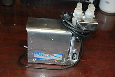 Gorman Rupp, 15076-001, Metering Pump, Powers Up 110L