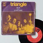 "Vinyle 45T Triangle ""J'ai vu"""