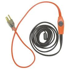 Easy Heat 24 Ft. 120V Pipe Heating Cable Thermostat Grounded