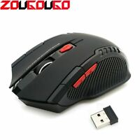 2.4GHz Wireless Mice With USB Receiver Gamer 2000DPI Mouse For Computer PC