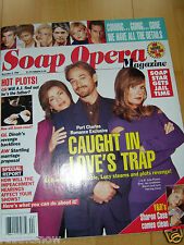 SOAP OPERA MAGAZINE 1998 Bobbie Eakes Sharon Case Randy Spelling Julianne Morris