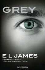 Grey - Fifty Shades of Grey von Christian selbst erzählt von E L James (Taschenbuch)