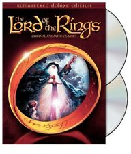 The Lord of the Rings [New DVD] Deluxe Edition, Full Frame, O-Card Packaging,