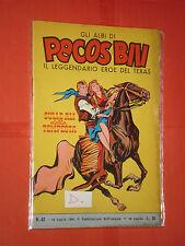 PECOS BILL-GLI ALBI-LIBRETTO MONDADORI-FASANI-N° 43-D-1961 +DISPONIBILI ALTRI N