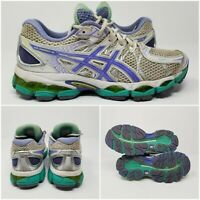 Asics Gel Nimbus 16 Fluid T485N Athletic Running Sneakers Shoes Womens Size 8.5
