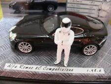 1/43 Minichamps Alfa Romeo 8 C COMPETIZIONE Noir Top Gear