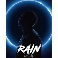 RAIN [MY LIFE 愛] Mini Album CD+Broschüre+Standing Paper K-POP SEALED