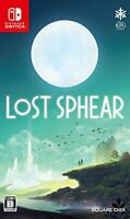 USED Nintendo Switch Lost Sphere 09911 JAPAN IMPORT