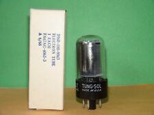 Tung Sol RCA  6AX5GT Vacuum Tube Unused  (7) Available