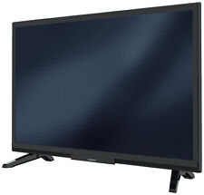 Grundig GHB 5700 24 Zoll, LED LCD, HD Fernseher - Schwarz Glänzend