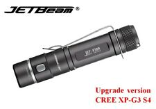 New Upgrade ver. Jetbeam E10R USB Charge Cree XP-G3 S4 650 Lumens LED Flashlight