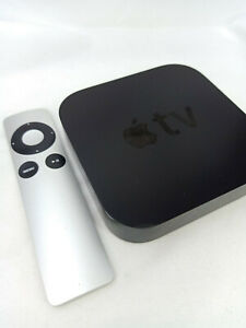 Apple TV 3rd Generation 8GB HD Media Streamer A1427 MD199LL/A Wireless Streamer