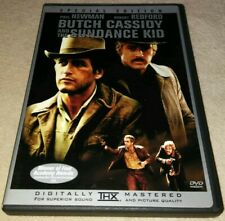 Butch Cassidy and the Sundance Kid Dvd Special Edition)