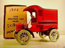 Ertl Ford 1905 Delivery Van Kemmerer Wyoming Golden Rule 1:25 Scale Die Cast