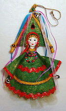 "Beautiful Russian Doll ~ Christmas Ornament ~ CHRISTMAS TREE ~ 5.5"" ~ NEW"