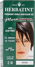 Herbatint Hair Color, 2N, Brown