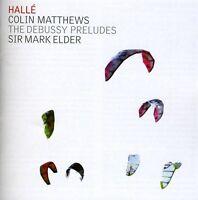 Mark Elder, C. Debussy - Complete Preludes [New CD]