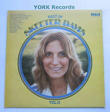 SKEETER DAVIS - The Best Of Skeeter Davis Vol II - Ex LP Record RCA APLI 0190