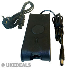 Dell Latitude D630 Laptop AC Power Adapter Lead Charger EU CHARGEURS