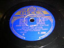 8/4R Roy Fox - Good Night Vienna - Living in Clover