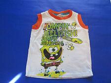 Boy's Spongbob t-shirt sz 4/5