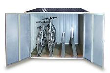 """Tepro 7165 Fahrradbox """"BICYCLE STORAGE"""" für bis zu 4 Fahrräder B-Ware"""