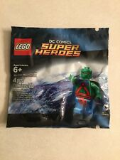 LEGO - DC Super Heroes - Martian Manhunter Polybag Promo 5002126  - New & Sealed