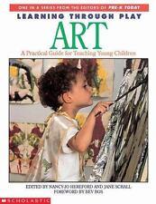 Learning Through Play: Art