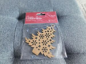 CHRISTMAS EMBELLISHMENT CLEAROUT - DOCRAFTS CHRISTMAS TREE 🇬🇧 UK 🌲🎅🌲🎅🌲🎅