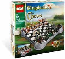 Lego 328 - Kingdoms Chess Set Discontinued item ( BRAND NEW)