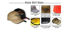 Hula Girl  Hat