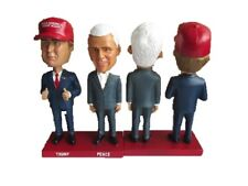 Donald Trump and Mike Pence Dual BobbleHead Bobble Make America Great Again New