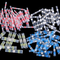 100X Solder Sleeve Heat Shrink Butt Waterproof Connector 26-10 AWG Wire Splice U