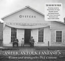 Too Sad For The Public - American Folk Fantasies Vol. 1 - Oysters... (NEW CD)