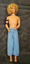 VINTAGE DISNEY Barbie doll JOHN SMITH FIGURE WITH KNIFE HOLDER MATTEL 1968