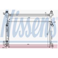 Kühler Motorkühlung - Nissens 63023A