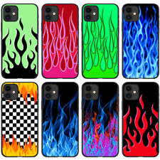 Fashion Flame Pattern Phone Case For iPhone X XS MAX 11 Pro XR 7 8 6Plus SE 2020