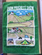 New listing Farm Progress Show Hand Towel