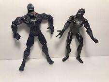 """SPIDER MAN & VENOM Marvel Legends Spider Man Movie 3 Black Suit 5"""" Action Figure"""