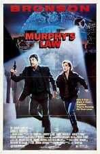 Murphys Law Poster 01 Metal Sign A4 12x8 Aluminium