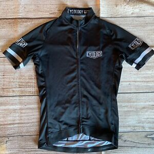 Women's Cycology Jersey ~ Size M ~ Zip Front, Pockets on back