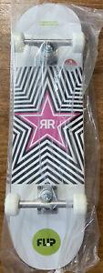Rockstar Energy Custom Flip Skateboard Brand New Rare!