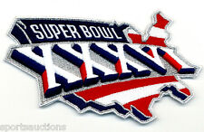 SUPER BOWL 36 PATRIOTS vs RAMS Willabee & Ward OFFICIAL SB XXXVI NFL PATCH ONLY