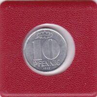10 Pfennig DDR 1967 A Berlin