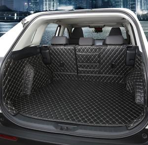 Fit for Toyota RAV4 2020 2021 Car Rear Trunk Mat Boot Cargo Mats Liner Carpet