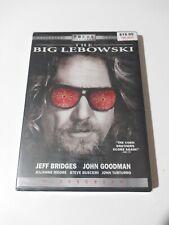 THE BIG LEBOWSKI - COLLECTOR'S EDITION DVD MOVIE JEFF BRIDGES Sealed (MM1)
