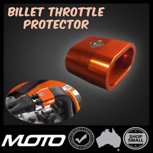 Throttle Protector Ktm Exc Six Days Husky 250 350 450 500 TC TE TX Domino 4strok