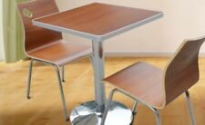 (15 tables 30*30, 30 chairs) Wood tables RESTAURANT EQUIPMENT